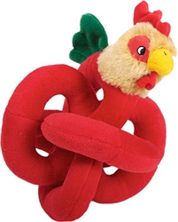 "Red Rooster 8"" Loopie Toy"