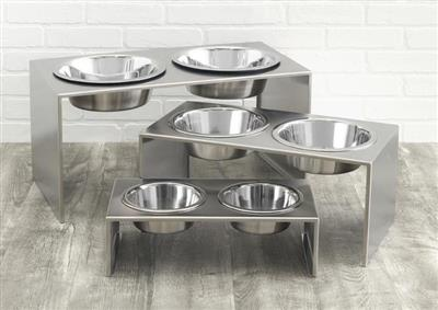 Slate Stainless Double Diner
