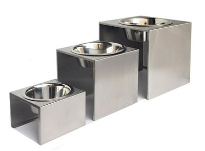 Slate Stainless Single Diner