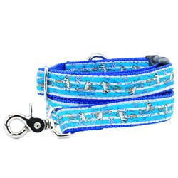 Nauti Dog/Good Buoy Collars & Leads a Teddy The Dog & 2 Hounds Design Collaboration
