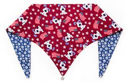 Yankee Doodle Doggie ArfScarf