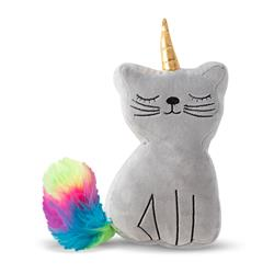 Caticorn Plush Dog Toy