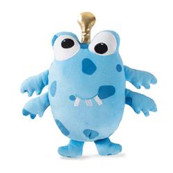 Spotted Silly Monster Plush Dog Toy