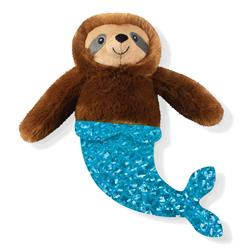 Mer Sloth Plush Dog Toy