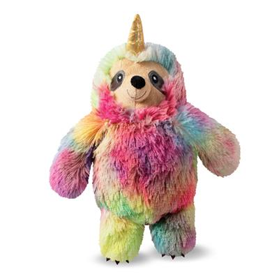 Slothicorn Plush Dog Toy