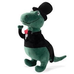 Rex Ready Plush Dog Toy