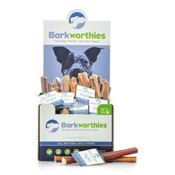 Barkworthies Bully Stick - 06''  (Sold Individually)