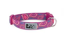 Collars & Leads - Bright Paisley