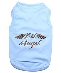 Lil Angel - Blue Dog T-Shirt