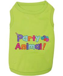 Party Animal Dog T-Shirt