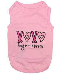 XOXO hugs & kisses Dog T-Shirt