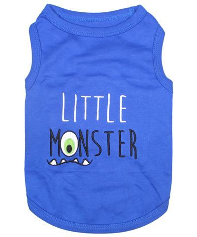 Little Monster Dog T-Shirt