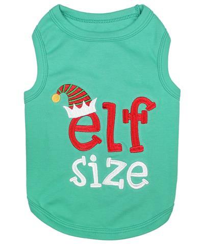 Elf Size Dog T-Shirt