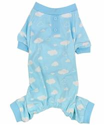 Blue Cloud Pajamas
