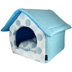 Blue Cotton Candy House - Small