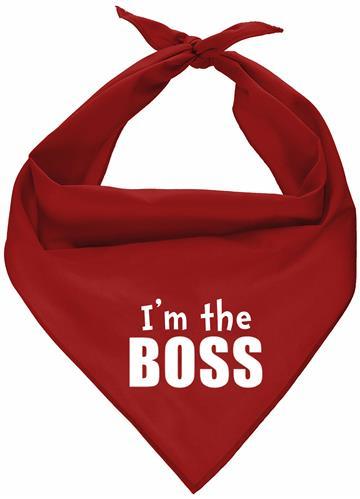 I'm the Boss Bandana