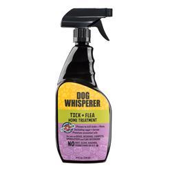 Dog Whisperer Tick and Flea Home Treatment Spray - 24 oz
