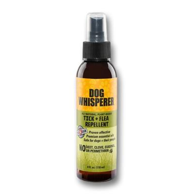 Dog Whisperer Tick and Flea Repellent - 4 oz