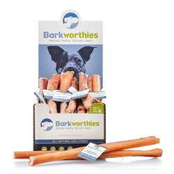 Barkworthies Bully Stick - Odor Free - 12'' Double Cut   Sold As Whole Case Of: 25