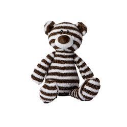 NANDOG MY BFF STRIPED BEAR PLUSH PET TOY