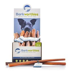 Barkworthies Bully Stick - Odor Free American Baked - 12'' (Mini Case) Case of 25