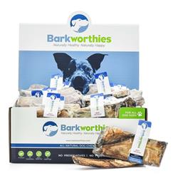 Barkworthies Beef Rib Bones   (SW) Sold As Whole Case Of: 25