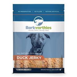 Barkworthies Duck Jerky (Net Wt. 04 oz. )