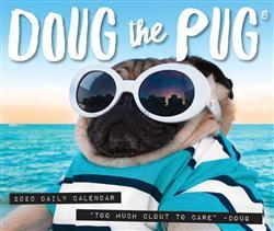 Doug the Pug 2020 Box Calendar