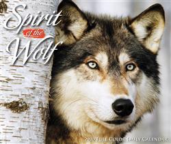 Spirit of the Wolf 2020 Box Calendar