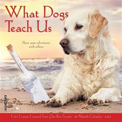 What Dogs Teach Us 2020 Mini Calendar