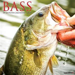 Bass 2020 Wall Calendar