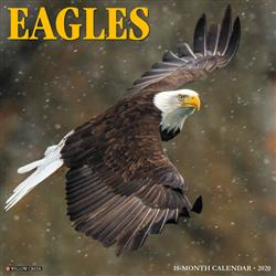 Eagles 2020 Wall Calendar