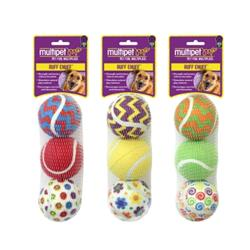 Tennis Ball 3-Pack