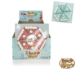 Birthday Collection, Prepackaged Shareable Cakes, 8/Case MSRP $8.99