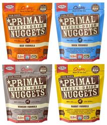 Primal Canine Freeze Dried Nuggets 5.5 oz - Protein Formula