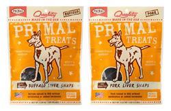Primal Dry Roasted Treats - Snaps 4.25 oz