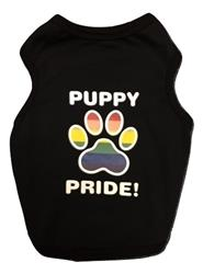 Puppy Pride Tank Black