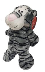 "Extra Large Plush Dog Toy - Tiger - 15"" Size"