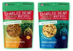 Charlee Bear Freeze Dried Meaty Bites