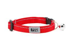 Primary Kitty Collar, Harness & Leash - Red
