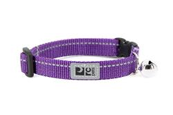 Primary Kitty Breakaway Collar - Purple