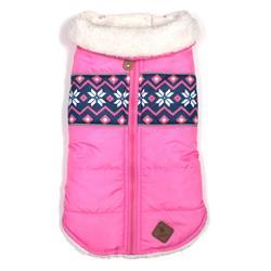 Aspen Puffer Pink