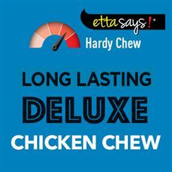 Etta Says! 7 Inch Deluxe Bully Chicken Chews