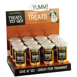Etta Says!  Dog GO Treat Display (12  Pieces)