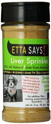 Etta Says! Dog Natural Liver SPRINKLE 3 oz.