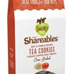 Snicky Snacks Shareables™ Tea Cookies, Yogurt Dipped Oat and Maple, wt 6oz