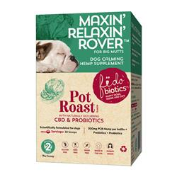(CBD) Maxin' Relaxin' Rover for Big Mutts