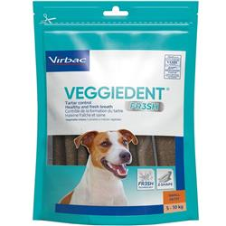 CET FR3SH Veggiedent - Small (30 Chews)
