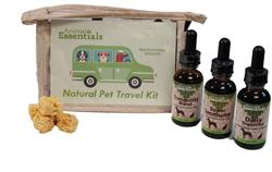 Animal Essentials Natural Pet Travel Kit