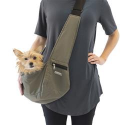 BG1321 (8722) Easy Walk Sport Tiny Dog Pet Sling Carrier For Tiny, Small Dogs